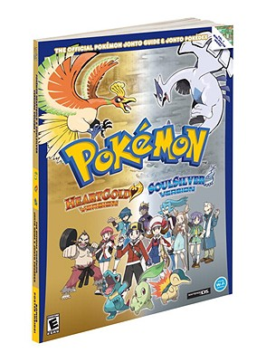 Pokemon Heart Gold Version and Soul Silver Version By Prima Games (COR)